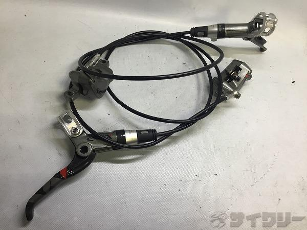 油圧ディスクブレーキ XX 725/1270mm