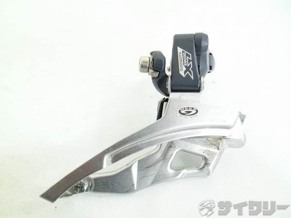 フロントディレイラー FD-M571 DEORE LX 3s/28.6mm/下引き