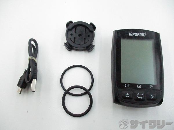 GPSサイクルコンピュータ IGS50E