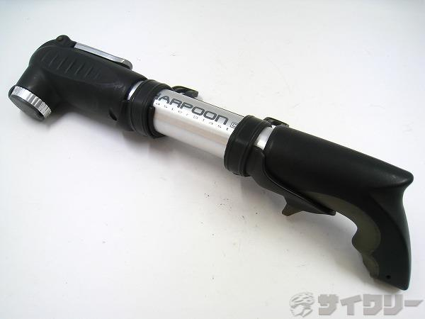 携帯ポンプ HARPOON DX 仏/米式 ※欠品