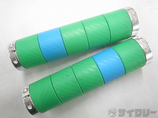 SIG-005K CoNGグリップ グリーン/ブルー