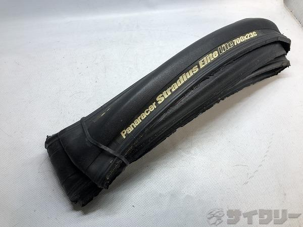 クリンチャータイヤ STRADIUS ELITE 700×23