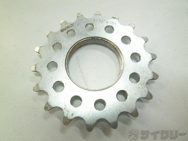 TRACK COGS 3/32×18t(薄歯)