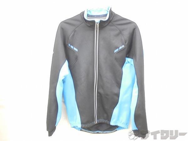 ジャケット Lサイズ ブラック/ブルー