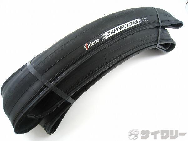 クリンチャータイヤ ZAFFIRO SLICK 700x23c