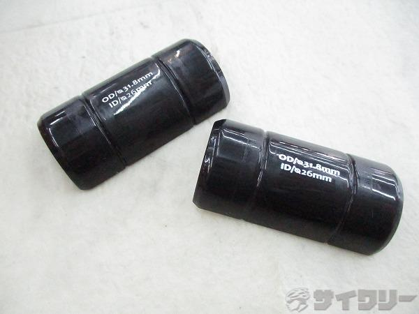 欠品 ハンドルシム 26,0-31.8mm カーボン