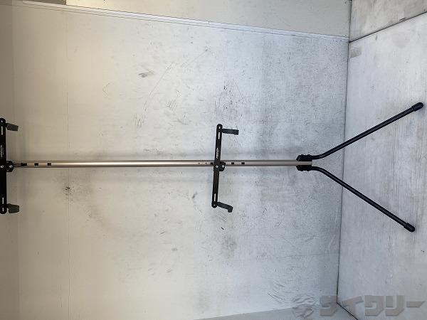 ディスプレイスタンド グラビティスタンド 壁立てかけ式 2台用