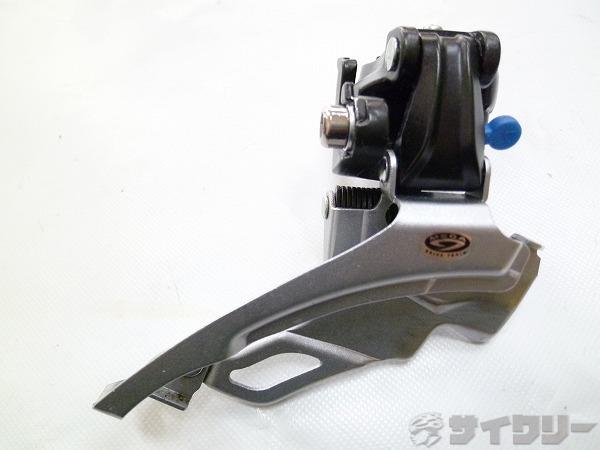 フロントディレイラー FD-M431 ALIVIO 3s/34.9・28.6mm/両引き
