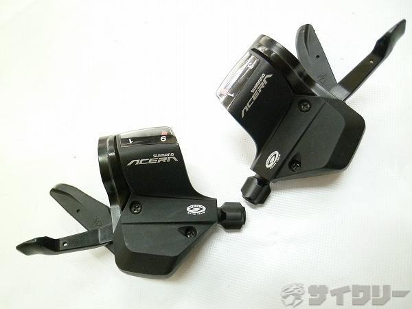 シフター SL-M390 ACERA 3x9s
