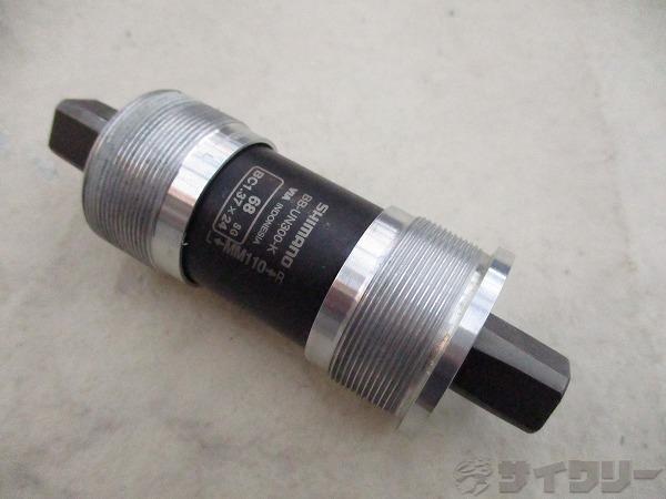 ボトムブラケット BB-UN300K 68mm/JIS 110mm スクエア