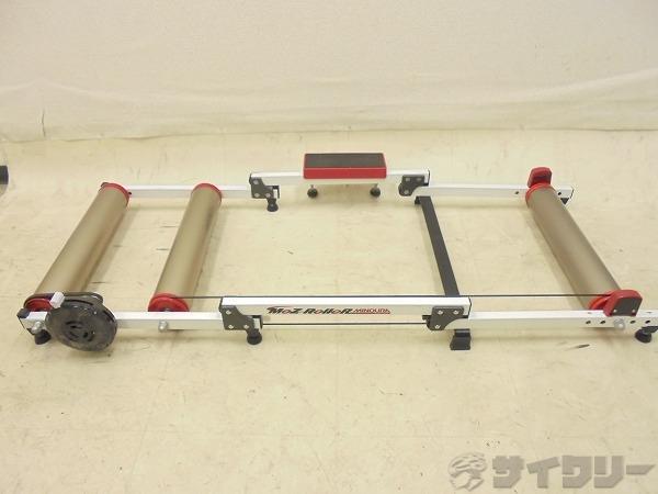 3本ローラー MOZ ROLLER 負荷調整・ステップ付属