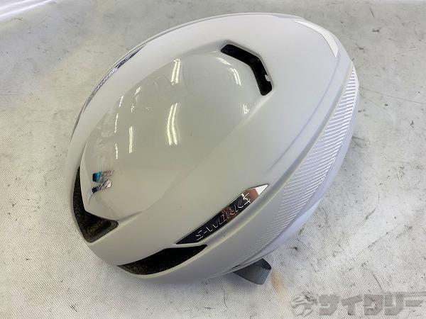 ヘルメット EVADE Ⅱ2017 55-59cm ホワイト