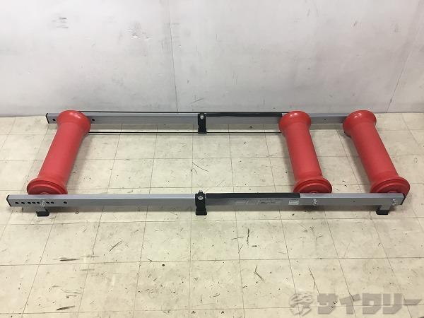 3本ローラー Parabolic Roller