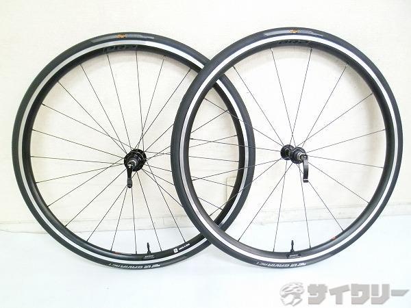 ホイールセット PR2 TLR 700C シマノフリー(11s) 100/130mm