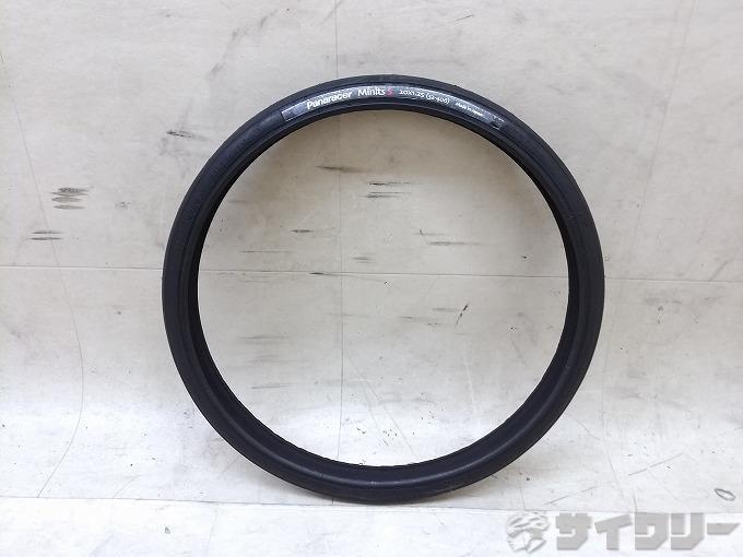 クリンチャータイヤ Minits S 20x1.25(32-406)