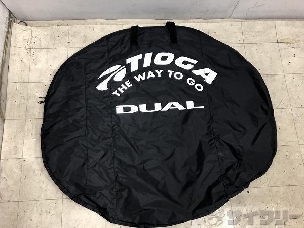 ホイールバッグ DUAL 700C 2本用
