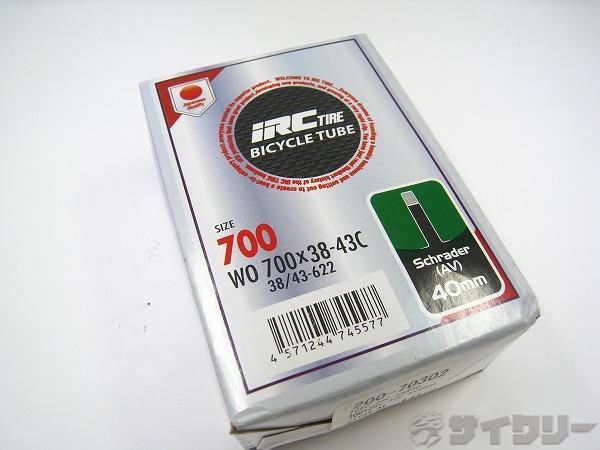 米式チューブ 700x38-43C