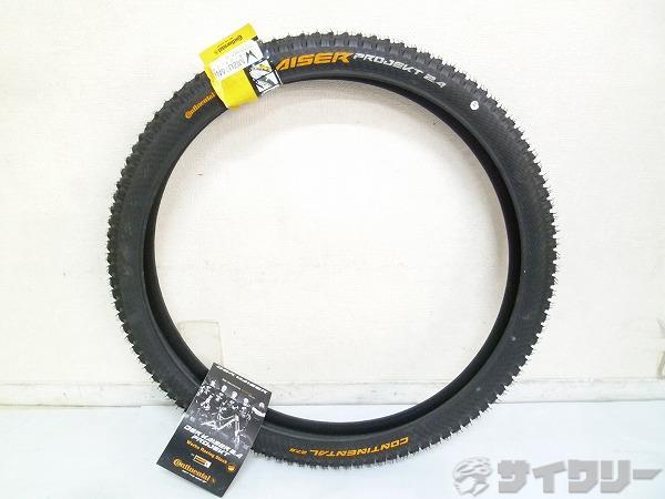ブロックタイヤ DER KAISER PROJECT 27.5×2.4(60-584)