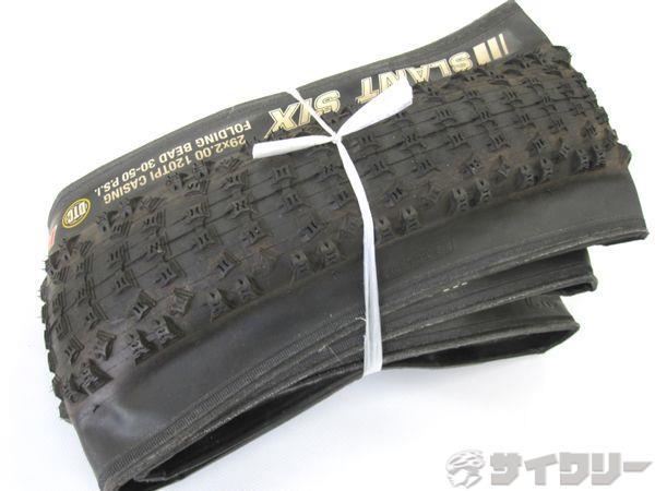 タイヤ SLANT SIX 29×2.00