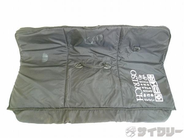 輪行バッグ OS-500 トラベルバッグ ブラック