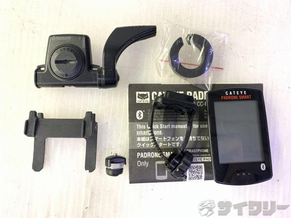サイクルコンピューター CC-PA500B スピード/ケイデンスセンサー付属
