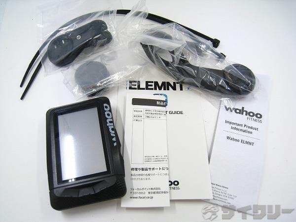 サイクルコンピュータ ELEMNT WFCC1