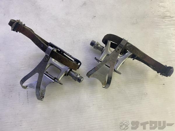トゥクリップペダル RX-1