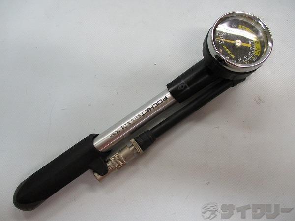 サスペンションポンプ POCKET SHOCK DXG 米式