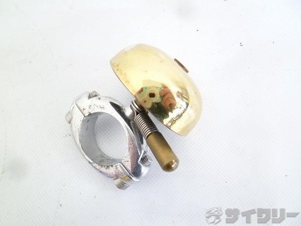 ベル ヤマビコベル 真鍮 φ25.4 ゴールド