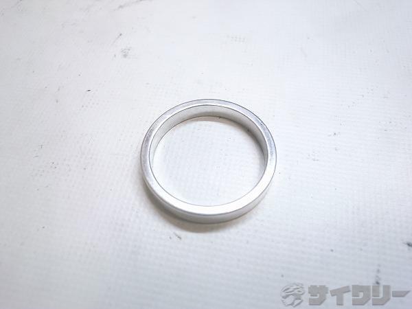 コラムスペーサー シルバー OS/5mm