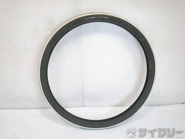 タイヤ ホワイト 20×1.35(406)