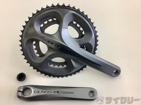 クランクセット FC-6750 ULTEGRA 34/50T 170mm PCD:110mm