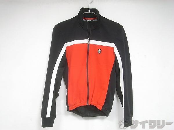 ジャケット Sサイズ ブラック/オレンジ