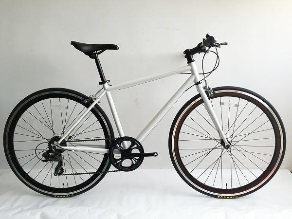 クロスバイク FUN 2.0 ホワイト 460