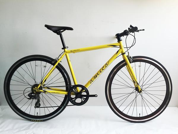 クロスバイク FUN 2.0 イエロー 440