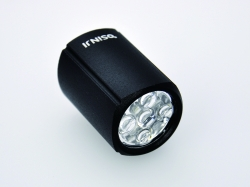 超小型USB充電式LEDライト_ホルダー付 RF-120