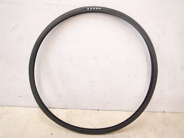 クリンチャータイヤ 700×23C(23-622) ブラック