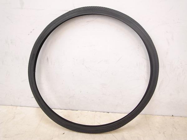 クリンチャータイヤ 27X1-3/8(37-630) ブラック