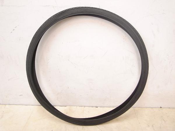 クリンチャータイヤ 26X1-3/8(37-590) ブラック