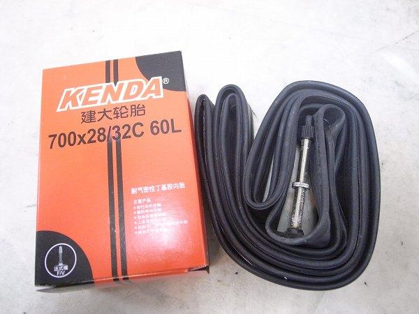 チューブ 700x28/32c 仏式(60mm)