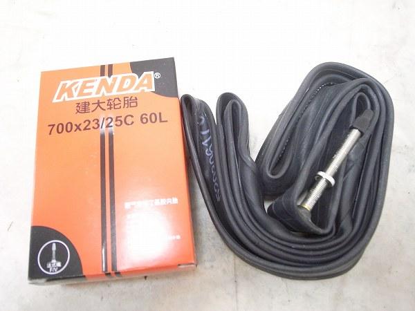 チューブ 700x23/25c 仏式(60mm)