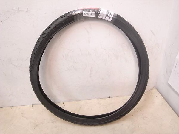 スリックタイヤ SR-064 26X1.95 クリンチャー ブラック