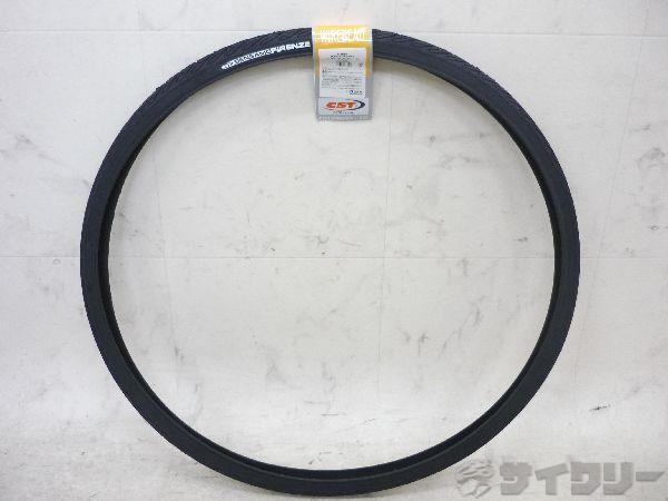 タイヤ 700×32C 黒/黒