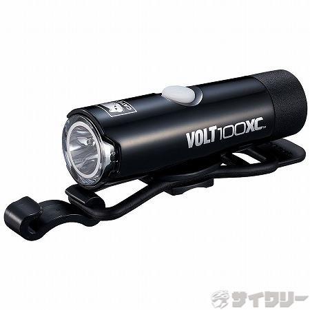 フロントライト HL-EL051RC VOLT100XC ブラック USB充電