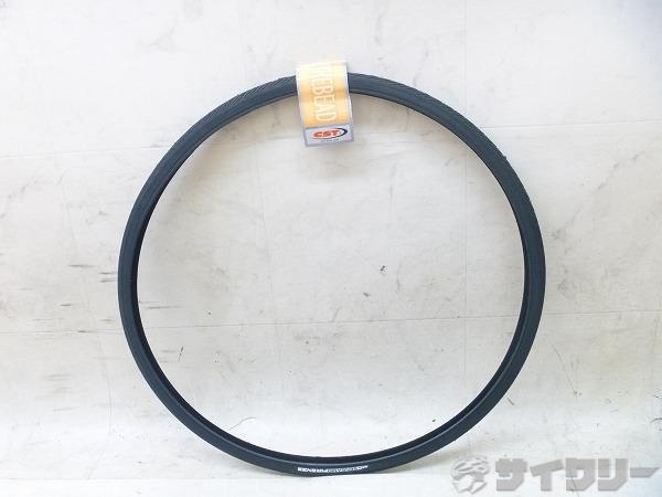 タイヤ 700×28C 黒/黒