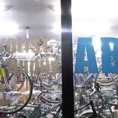Cyclist Buddy ABC