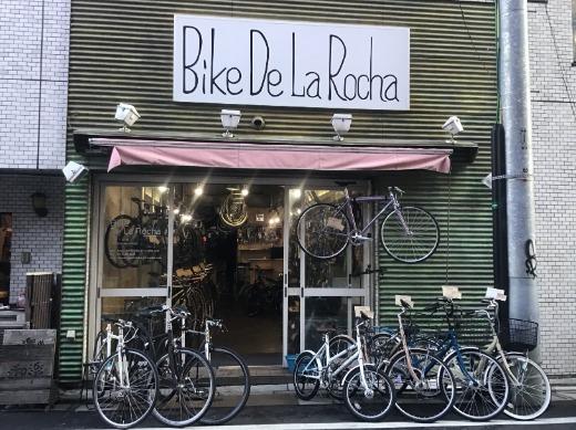 バイクデラロッチャ中目黒店